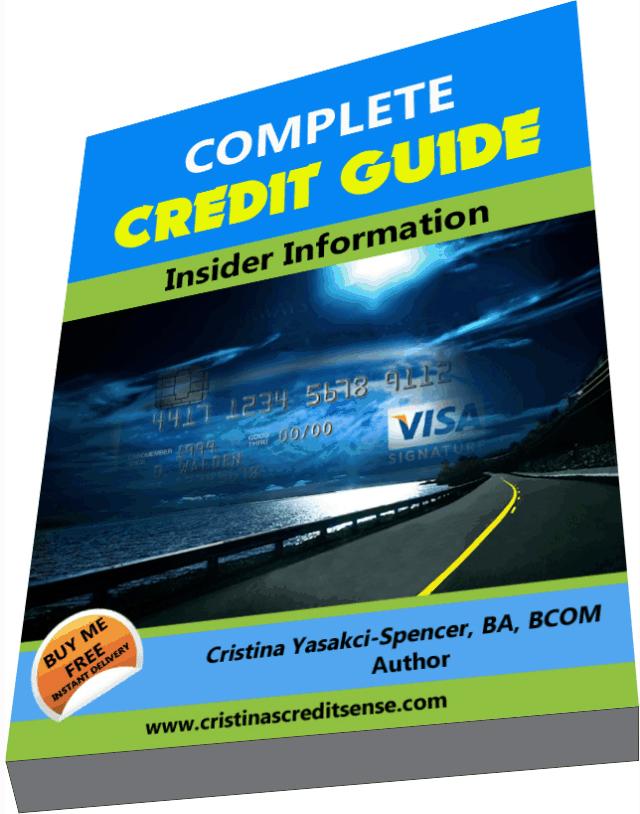 Complete Credit Guide - Insider Information